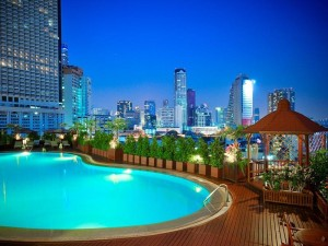 Centre Point Silom Hotel 01