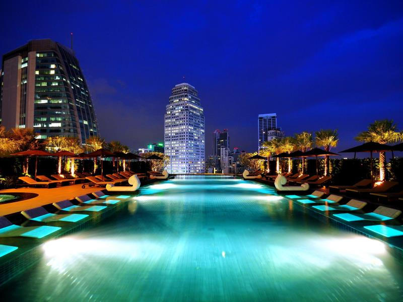 Five Star Hotels In Bangkok Sukhumvit