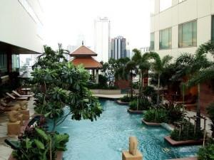 Jasmine City Hotel Bangkok 01