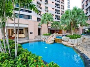 President Park Hotel Bangkok 01