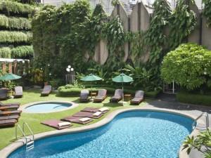 Tawana Bangkok Hotel 01